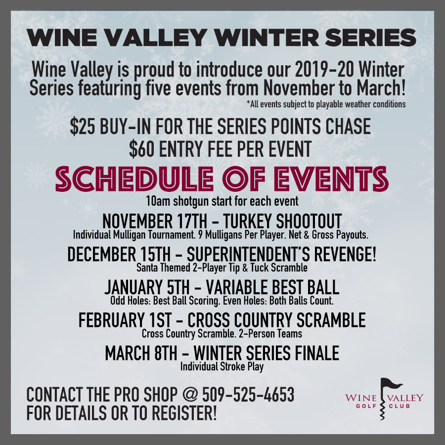 WV Winter Series